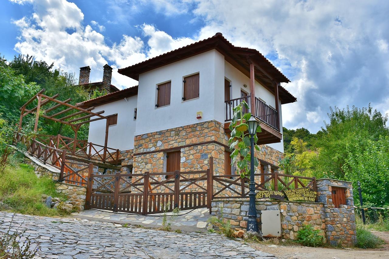 Une façade en pierre pour la maison : quel budget ?